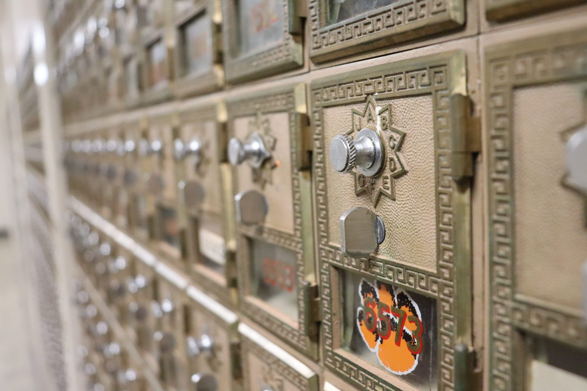 Post Office Boxes